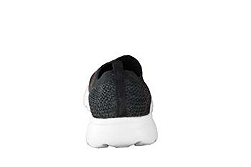 Shoes for ATHLETES FOOT by Silverletic! AMAZING PROPRIETARY Silver Intertwined Technology, More Effective than Traditional Antifungal Spray, Fungal Infection Creams or Athletes Foot Treatments! Black