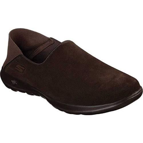 (スケッチャーズ) Skechers レディース ランニング?ウォーキング シューズ?靴 GOwalk Lite Cozy Slip-On Walking Shoe [並行輸入品]