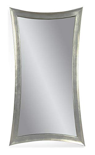Hour-Glass Shaped Leaner - Silver -