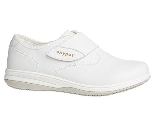 Oxypas Mules Pour Femme - Blanc - Blanc, 37