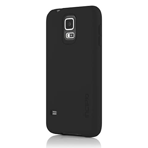 Incipio NGP Case for Samsung Galaxy S5 - Retail Packaging - Black (Incipio Phone Case For Galaxy S5)