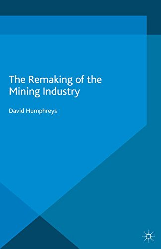 The Remaking of the Mining Industry (Remaking Chinas)