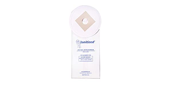 Amazon.com: janitized jan-ptlv-2 (10) Premium aspiradora ...