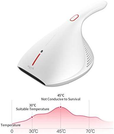 HYRL Instrument de Suppression des acariens UV-C pour aspirateur, aspirateur à Main 13000Pa Anti-poussière - pour Le Nettoyage du canapé