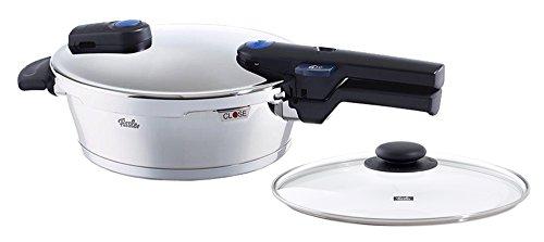 fissler pressure pan set - 2