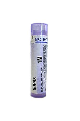 Boiron Borax 1m, Purple, 80 Count