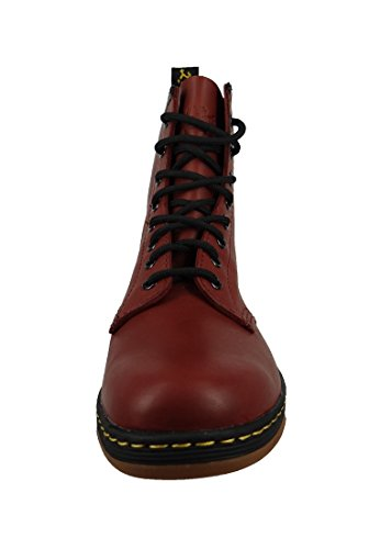 Dr. Martens Mens Newton Boot Rouge