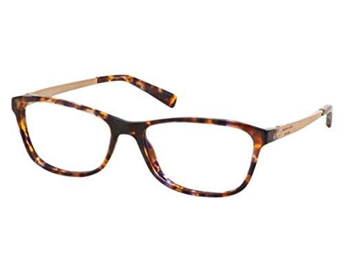 Conf Set (MICHAEL KORS Eyeglasses MK 4017F 3032 Sunset Confetti Tortoise 55MM)