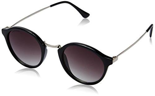 Fastrack Gradient Goggle Women's Sunglasses – (C085BK1F|54|Black Color)