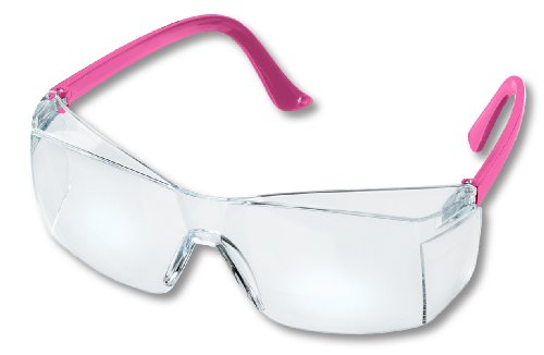 Prestige Medical Colored Temple Eyewear, Hot Pink ()