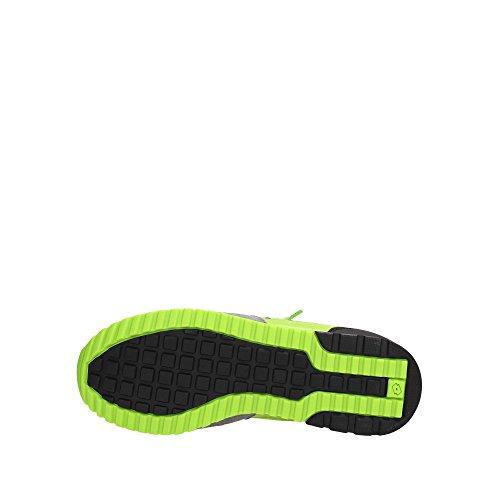 LOT hombre LEYENDA bajas zapatillas de deporte S2996 Shibuya de Tokio Grig-Verd