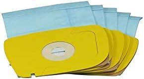 5x bolsas filtrantes para aspiradoras Electrolux Lux1 Royal y ...