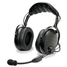 Flightcom 4DLX Classic Style Headset by Flightcom