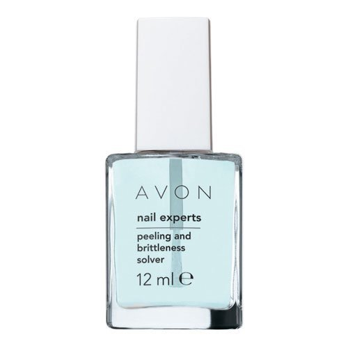 PEELING and BRITTLENESS SOLVER Nail Treatment for Nails Nail Experts from Avon