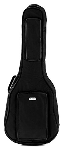 Bolsa Funda guitarra acústica Negro: Amazon.es: Instrumentos musicales