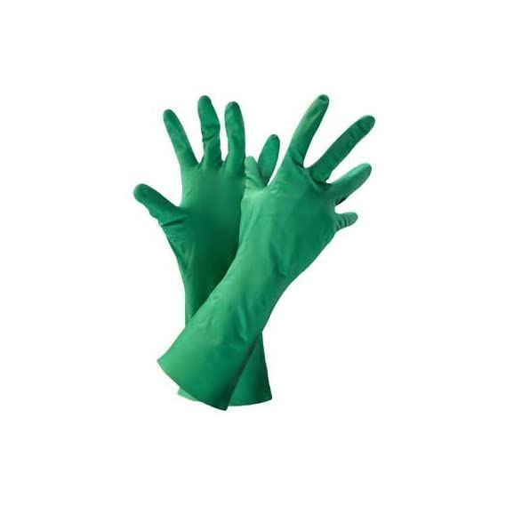 Atlas BS EN 388 and BS EN 374 Certified Nitrile Chemical Safety Gloves