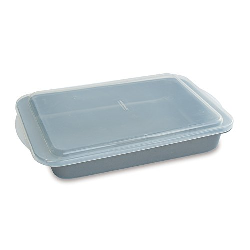 nordic ware cake pan with lid - 6