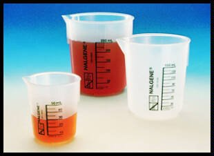 NALGENE Polypropylene Griffin Beakers - 2000mL ()