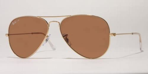 With Sunglasses Metal Ban Arista Large Rb Ray 3025 Aviator 00141 HED2IW9