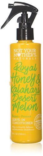 Not Your Mothers Naturals Royal Honey & Kalahari Desert Melon Leave-In Conditioner (Royal Honey & Desert Melon)
