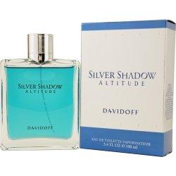 SILVER SHADOW ALTITUDE by Davidoff EDT SPRAY 3.4 OZ for MEN