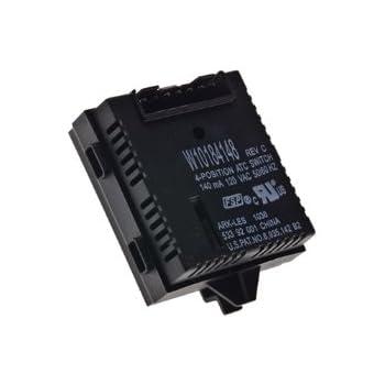 Amazon.com: Whirlpool W10248240 Sensor Switch: Home Improvement on