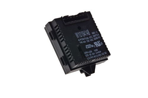 Whirlpool W10184148 Temperature Switch for Washer ()