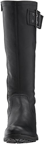 Bos. & Co. Womens Lawson Knee High Boot Black Varse Leather hdPj3mq
