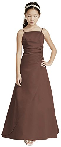 bridesmaid dresses side ruching - 5