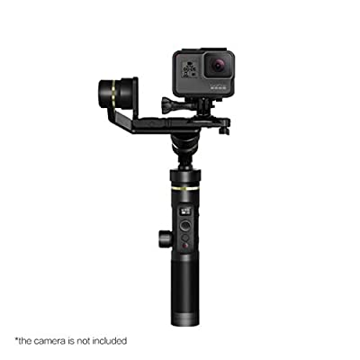 Tivolii 3-axis Handheld Gimbal Stabilizer WiFi Bluetooth for GoPro Hero/Sony RX100/Canon M10 Camera Smartphones by Tivolii