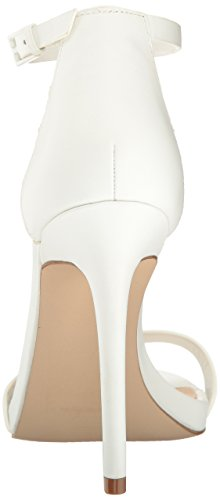 Dress White Women's Aldo Sandal Leather Caraa w84tqxS