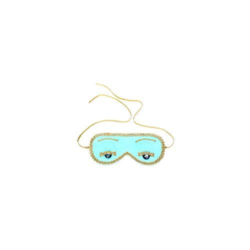 Breakfast at Tiffany's Audrey Hepburn Mini Holly Sleep Mask for Girls (Without Gift Box)