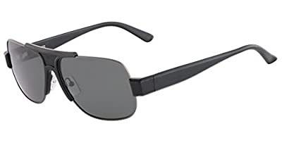 Calvin Klein Sunglasses - CK7363SP / Frame: Black Lens: Grey-CK7363SP001