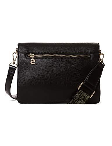 Sacs Bandoulière Amber Noir negro Imperia Women Desigual Dark Bag x46qZZza