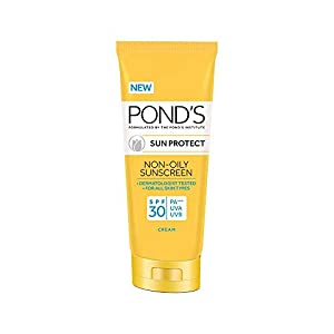 POND'S Sun Protect Non-Oily Sunscreen SPF 30, 80 g