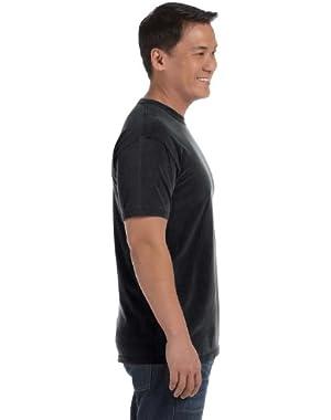 Garment Dyed Heavyweight Ringspun Short Sleeve Shirt - 1717