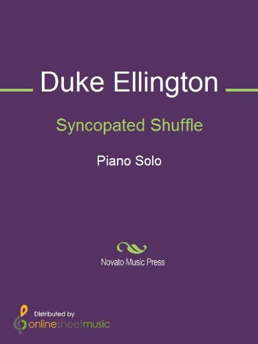 Shuffle Sheet Music (Syncopated Shuffle)