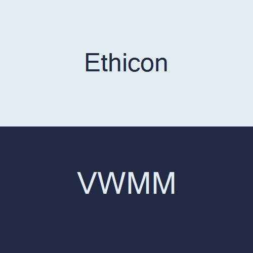 Ethicon VWMM Vicryl Surgical Mesh, Woven, Sterile, Absorbable, 6'' Width, 6'' Length (Pack of 3)