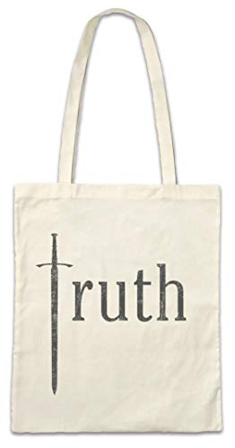 Sword Of Truth Reusable Hipster Shopper Shopping Cotton Bag (Legend Of The Seeker Sword Of Truth)