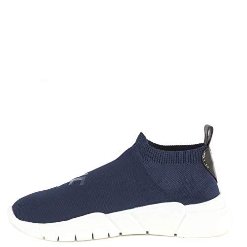 Love Sneaker Moschino Ja15223g17ir0750 Blu Love Moschino qt8YnES