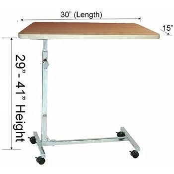 Amazon Com Medmobile Adjustable Height Non Tilt Hospital