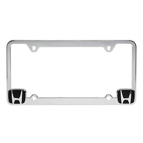 Bully WL051-C Honda License Plate Frame - ()