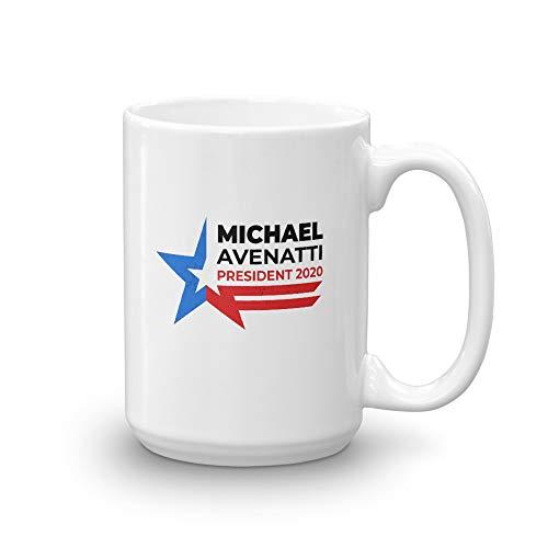 Michael Avenatti For President 2020 Gift Coffee Mug Tea Cup