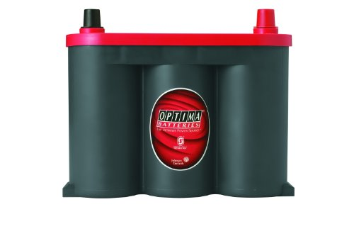 Optima Batteries 8010-044 6V RedTop Starting Battery by Optima (Image #3)