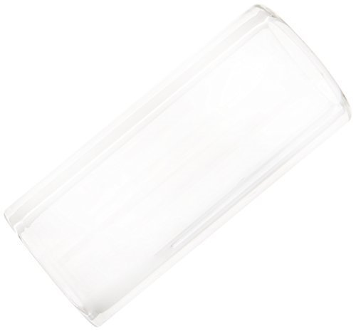 Wall Slide Heavy - Dunlop 213 Tempered Glass Slide, Heavy Wall Thickness, Large
