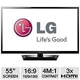 "LG 55LM4600 55"" Class 1080p 120Hz L"