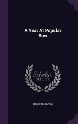 Download A Year at Popular Row(Hardback) - 2016 Edition ebook
