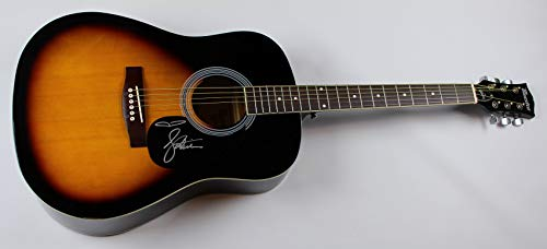 Natalie Maines Dixie Chicks Wide Open Spaces Signed Autographed Sunburst Full Size Acoustic Guitar Loa (Taking The Long Way Home Dixie Chicks)