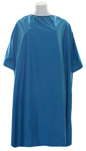 IV Hospital Gown 5x - Teal - Snaps on the Sholders (Teal)