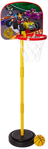"""Disney Junior Mickey 48"""" Basketball with Stand"""